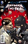 Batman And Two-Face #27 Cover A Regular Patrick Gleason Cover