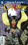Catwoman Vol 4 #27 (Gothtopia Tie-In)