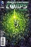 Green Lantern Corps Vol 3 #27 Cover A Regular Bernard Chang Cover