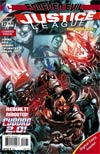 Justice League Vol 2 #27 Cover B Combo Pack With Polybag (Forever Evil Tie-In)