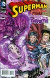 Superman Vol 4 #27 Cover A Regular Ken Lashley Cover