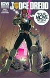 Judge Dredd Vol 4 #15 Cover B Variant Wesley Craig Subscription Cover