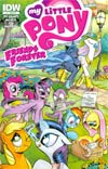 My Little Pony Friends Forever #1 Cover B Variant Andy Price Subscription Cover