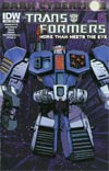 Transformers More Than Meets The Eye #25 Cover B Variant Phil Jimenez Subscription Cover (Dark Cybertron Part 6)