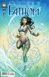 All New Fathom #7 Cover B Randy Green