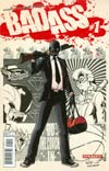 Bad Ass #1 Cover A Bruno Bessadi Cover