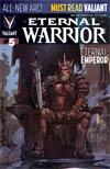 Eternal Warrior Vol 2 #5 Cover A Regular Clayton Crain Cover