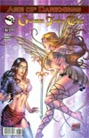 Grimm Fairy Tales #93 Cover A Alfredo Reyes (Age Of Darkness Tie-In)