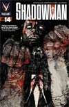 Shadowman Vol 4 #14 Cover A Regular Roberto De La Torre Cover