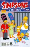 Simpsons Comics #208