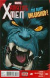 Amazing X-Men Vol 2 #3 Cover A 1st Ptg Regular Ed McGuinness Cover