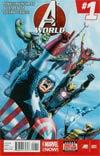 Avengers World #1 Cover A 1st Ptg Regular John Cassaday Cover