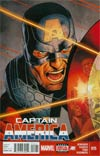 Captain America Vol 7 #15 Cover A Regular Jim Cheung Cover