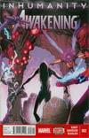 Inhumanity Awakening #2