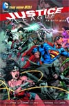 Justice League Trinity War HC (New 52)