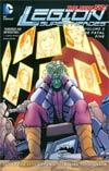 Legion Of Super-Heroes (New 52) Vol 3 Fatal Five TP