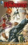Ravagers (New 52) Vol 2 Heavenly Destruction TP