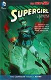 Supergirl (New 52) Vol 3 Sanctuary TP