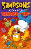 Simpsons Comics Shake-Up TP