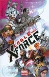 Cable And X-Force Vol 3 This Wont End Well TP