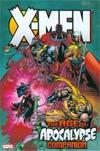 X-Men Age Of Apocalypse Companion Omnibus HC
