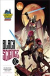 Black Science #1 Cover F Midtown Exclusive Paul Renaud Variant Cover