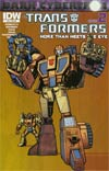 Transformers More Than Meets The Eye #23 Cover C Incentive Phil Jimenez Variant Cover (Dark Cybertron Part 2)