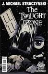 Twilight Zone Vol 5 #1 Cover B Midtown Exclusive Francesco Francavilla Variant Cover