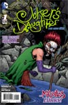 Batman Jokers Daughter #1 Cover A Regular Georges Jeanty Cover