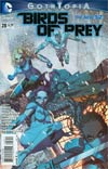 Birds Of Prey Vol 3 #28 (Gothtopia Tie-In)