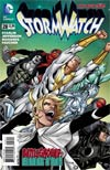 Stormwatch Vol 3 #28