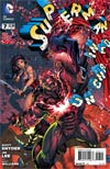 Superman Unchained #7 Cover A Regular Jim Lee Cover