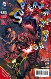 Superman Unchained #7 Cover B Combo Pack With Polybag