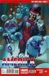 Captain America Vol 7 #17 Cover A Regular Nic Klein Cover
