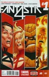 Fantastic Four Vol 5 #1 Cover A Regular Leonard Kirk Cover