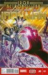 Iron Man Vol 5 #21