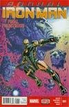 Iron Man Vol 5 Annual #1
