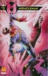 Miracleman (Marvel) #3 Cover A Regular Alan Davis Cover