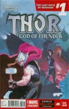 Thor God Of Thunder #19.NOW Cover A Regular Esad Ribic Cover