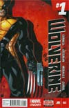Wolverine Vol 6 #1 Cover A 1st Ptg Regular Ryan Stegman Cover