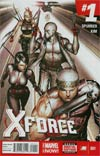 X-Force Vol 4 #1 Cover A Regular Rock-He Kim Cover