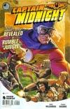 Captain Midnight Vol 2 #8