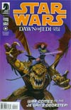 Star Wars Dawn Of The Jedi Force War #4