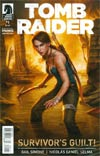 Tomb Raider Vol 2 #1