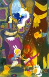 Adventure Time Fionna & Cake #6 Cover E SDCC Exclusive Kassandra Heller Virgin Variant Cover