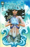All New Fathom #8 Cover B Jen Broomall