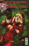 Grimm Fairy Tales Presents Code Red #3 Cover B Steven Cummings (Age Of Darkness Tie-In)