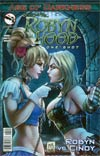 Grimm Fairy Tales Presents Robyn Hood Age Of Darkness Cover B Mike Krome (Age Of Darkness Tie-In)
