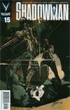 Shadowman Vol 4 #15 Cover A Regular Roberto De La Torre Cover