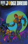 Judge Dredd Vol 4 #16 Cover A Regular Brendan McCarthy Cover